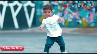 Daru Badnaam | Kamal Kahlon & Param Singh | Cute kid dance