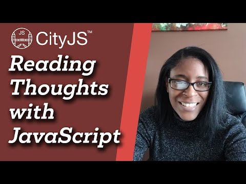 Image thumbnail for talk Reading Thoughts with JavaScript
