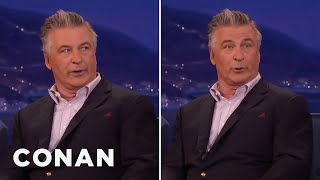 "Alec Baldwin's Impressions Of ""The Godfather"" Cast  - CONAN on TBS"