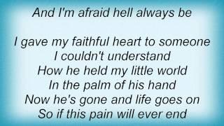 Judds - My Strongest Weakness Lyrics