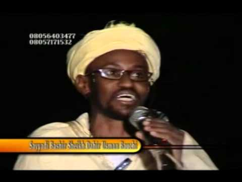 Sayyadi Bashir Sheikh Dahir Bauchi. RADDI pt6. 6/14
