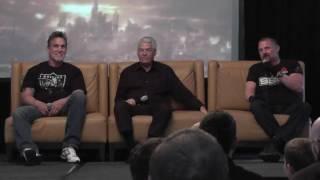 Three Jasons panel. Days of the Dead Chicago Nov 2016 Pt. 3