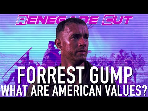 Forrest Gump - What Are American Values? | Renegade Cut