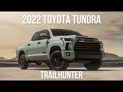 Could The 2022 Toyota Tundra TRD TrailHunter Fight Raptors and TRXs?