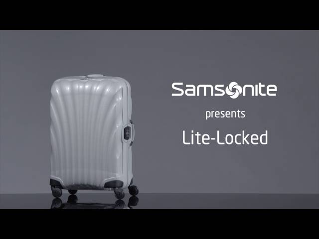 Lite-Locked Valise 4 roues 69cm video 1