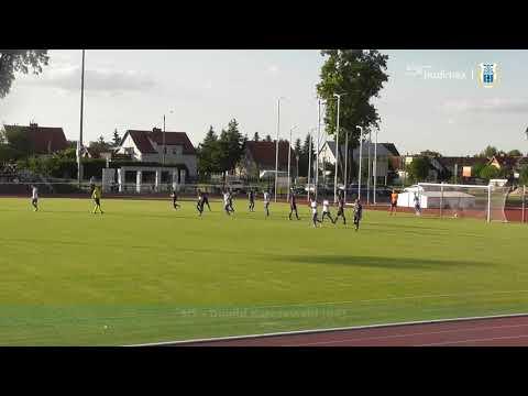 Bramki z meczu Liga okręgowa - Stomil Olsztyn 3:2