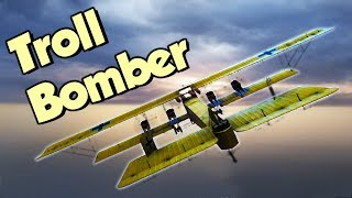 Can the Heavy Bomber Score Big? - Dice, WTF is this plane?