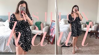 Spring Fashion Try On Haul ✨ Forever 21, Topshop, ASOS (Petite And Curvy)