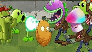 Plants Vs. Zombies ANIMATION Zombotany 3 / Pvz 2 Vegezombis 3