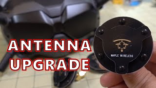 Maple Wireless DJI FPV Antenna Upgrade ????