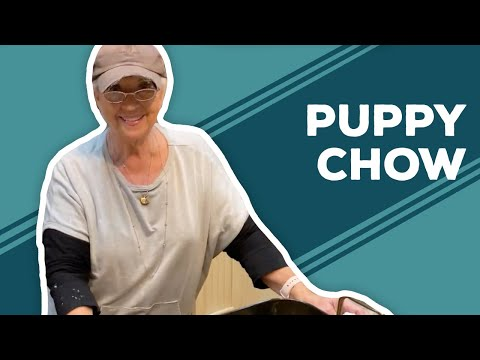 Quarantine Cooking: Puppy Chow Recipe