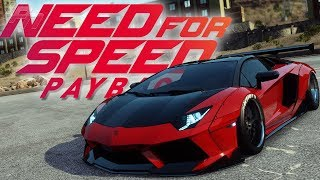 Lamborghini Aventador Tuning!   NEED FOR SPEED PAYBACK   Lets Play NFS