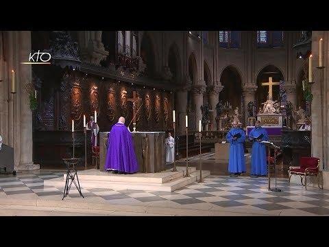 Vêpres du 5ème dimanche de Carême