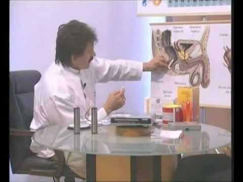Massage against prostatitis