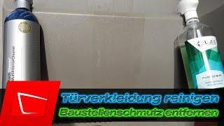 Türverkleidung reinigen - Koch Chemie Multi Interior Cleaner und Liquid Elements Insider im Test