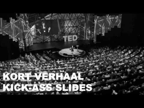 Visualiseren helpt je boodschap over te brengen - Patrick van Der Pijl
