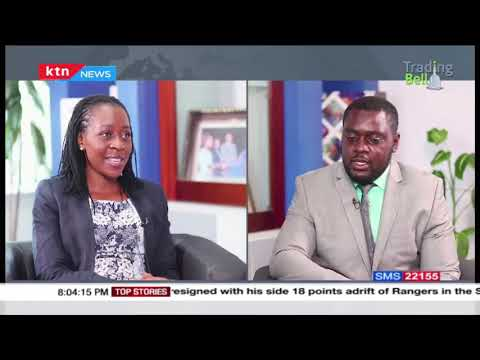 Trading Bell: Manufacturing agenda: One on One interview with KAM CEO Phyllis Wakiaga- part one