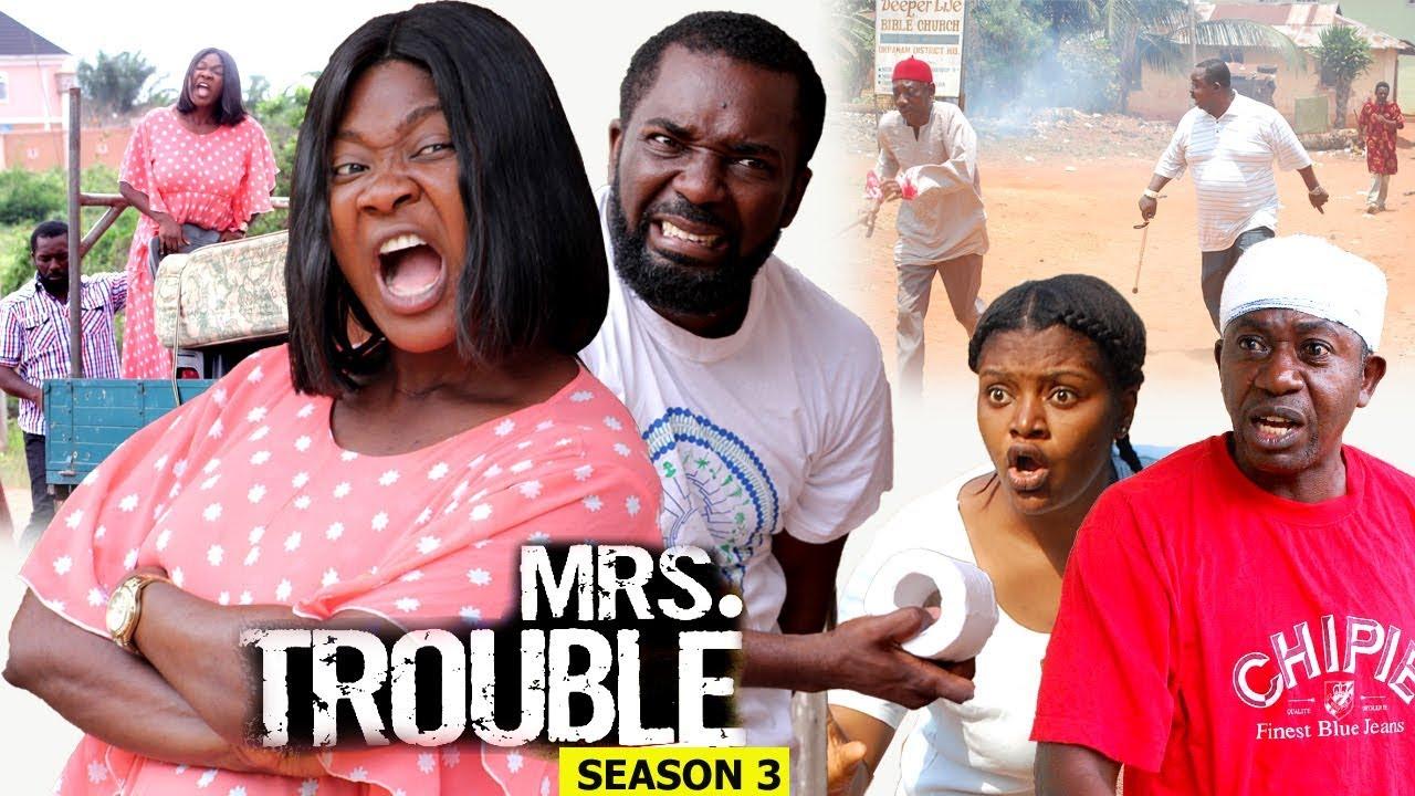 Mrs Trouble (Part 3)