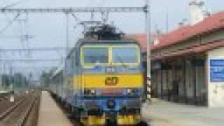 preview picture of video '363-030 z pociągiem Prerov-Breclav'