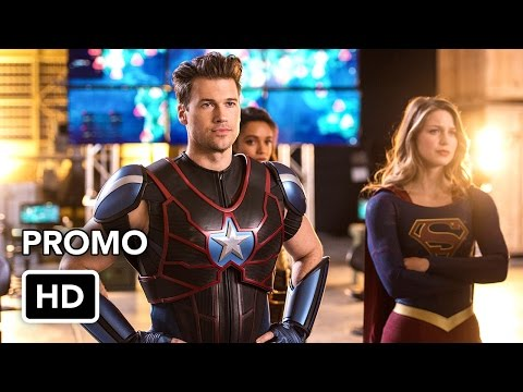 DC's Legends of Tomorrow 2.07 (DC Crossover Event Preview)