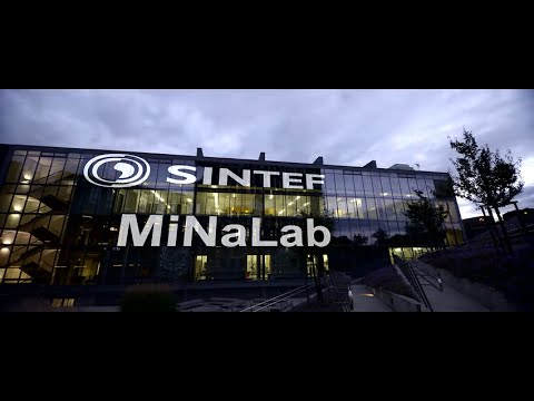 Watch a short film about SINTEF MiNaLab.