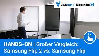 HANDS-ON | Samsung Flip 2 vs. Samsung Flip ► Großer Vergleichstest!
