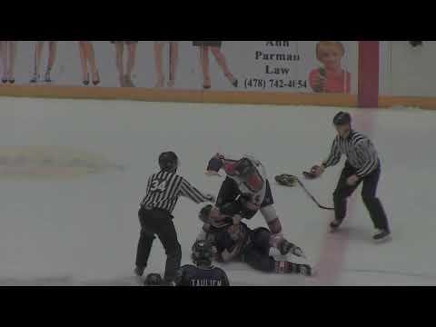Seth Ronsberg vs. Nicholas Wright