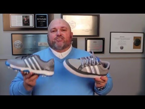 Golf Expert Bob VanSweden reviews Adidas golf shoes