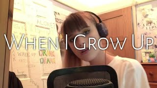 When I Grow Up   NF (Cover)
