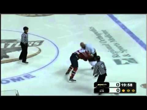 Anthony Pisano vs. Ben Woodley