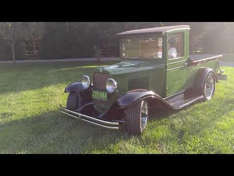 Video of '31 Pickup - ON5F