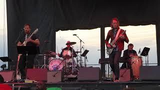 Dan Auerbach - Cherry Bomb - Live Performance - The Growlers 6 Music Fest - LA