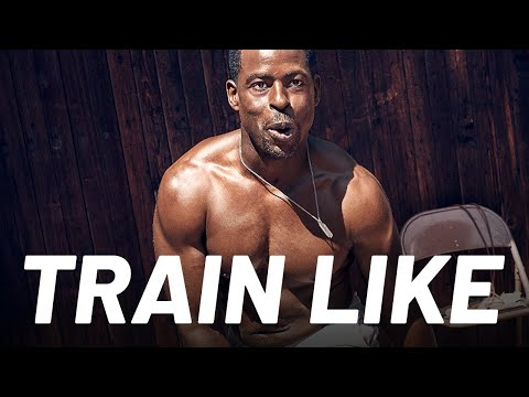 "Sterling K. Brown Explains His ""No Gym"" Workout | Train Like A Celebrity | Men's Health"