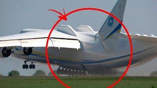 Der beeindruckende Start des größten Flugzeugs der Welt