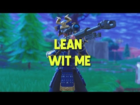 Fortnite Montage - Lean Wit Me (20.000 Subs Special)