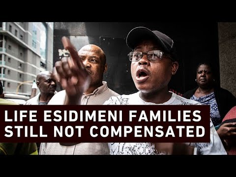 Families of Life Esidimeni victims still unpaid