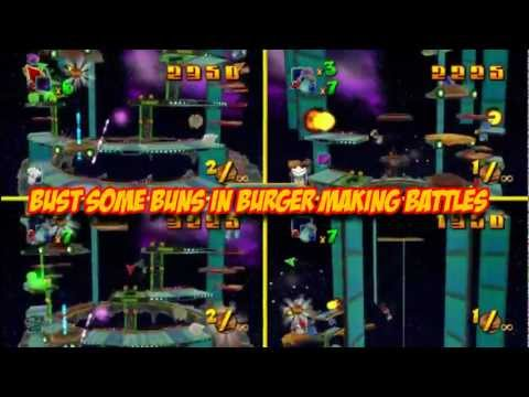 BurgerTime Reboot Has A Release Date, At Last
