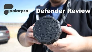 PolarPro Defender Review: Protect Your Camera Lenses!