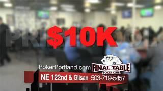 Final Table Poker Club Spanish :15 TV Spot