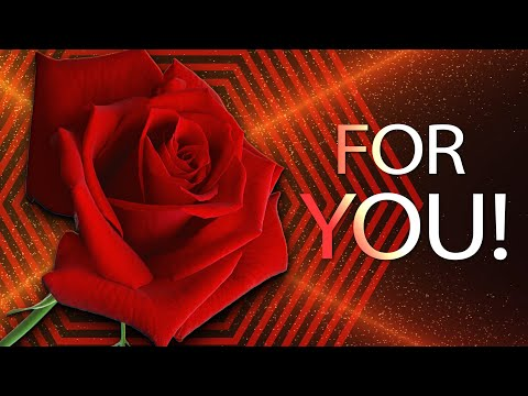 ❤️For you❤️Video Greeting Cards #WhatsApp