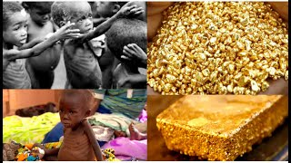 CONGOLESE GOLD MOUNTAINS|WHY IS CONGO SO POOR WITH ALL THE GOLD MOUNTAINS AND NATURAL RESOURCES |