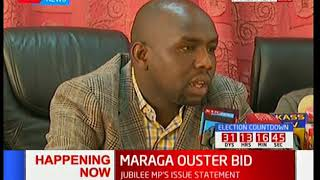 Senator Kipchumba Murkomen comes to defend Jubilee over MP Ngunjiri's petition