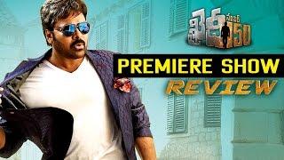 Khaidi No 150 Premiere Show Review And Rating  Chiranjeevi  V V Vinayak   NH9 News