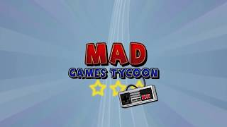 VideoImage1 Mad Games Tycoon