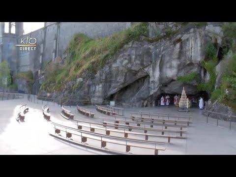 Messe de la Résurrection à Lourdes