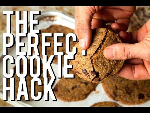 The Best #vegan Cookie Recipe   COOKIE BAKING HACK