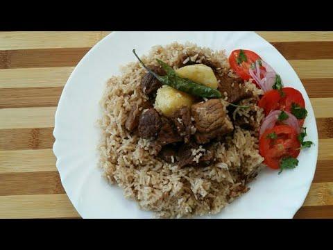 Jinsi ya kupika Pilau la kuchambuka kwa njia rahisi | Easy pulao recipe | Mapishi Rahisi
