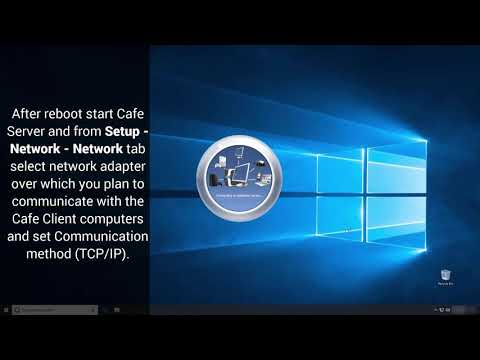 How to install Antamedia Internet cafe