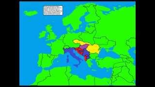 Great European War - Croatia vs. Serbia