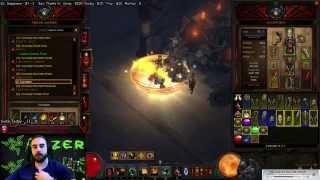 Bajheera - LYEKURN'S DIARY & CORRUPTION: Legendary Crafted Shoulders - Diablo III: Reaper of Souls